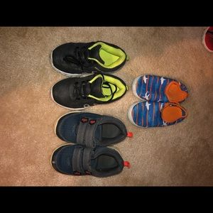 Other - Toddler boys Sz 9 shoe lot!